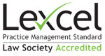 Lexcel Practice Management Standard - The Law Society Accredited