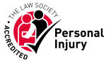 Personal Injury - The Law Society Accredited